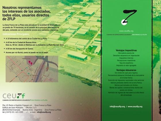 Cámara de Empresarios Usuarios Zona Franca La Plata
